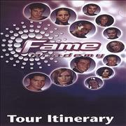Click here for more info about 'Fame Academy - Tour Itinerary'