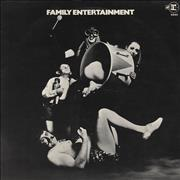Click here for more info about 'Family Entertainment + Poster - EX'