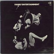 Click here for more info about 'Family - Family Entertainment + Poster - VG'