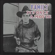 Click here for more info about 'Family - It's Only A Movie + Banger - EX'