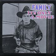 Click here for more info about 'Family - It's Only A Movie'