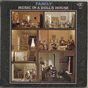 Click here for more info about 'Family - Music In A Doll's House - 1st - VG'