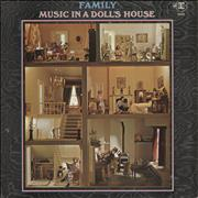 Click here for more info about 'Family - Music In A Doll's House - 1st - EX'