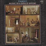 Click here for more info about 'Family - Music In A Doll's House - 1st'