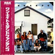 Fandango One Night Stand Japan vinyl LP