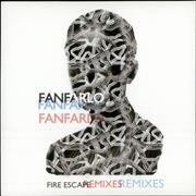 Click here for more info about 'Fanfarlo - Fire Escape [Remixes]'