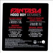 Click here for more info about 'Fantasia - Hood Boy Remixes'