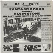 Click here for more info about 'Fantastic Four - Alvin Stone (The Birth And Death Of A Gangster)'