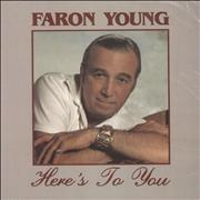 Click here for more info about 'Faron Young - Here's To You'