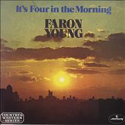 Click here for more info about 'Faron Young - It's Four In The Morning'