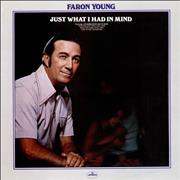 Click here for more info about 'Faron Young - Just What I Had In Mind'