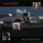 Click here for more info about 'Fashion - You In The Night'