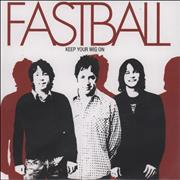 Click here for more info about 'Fastball - Keep Your Wig On'