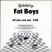 Click here for more info about 'Fat Boys - All You Can Eat'