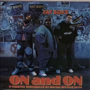 Click here for more info about 'Fat Boys - On And On'