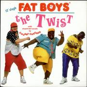 Click here for more info about 'Fat Boys - The Twist'