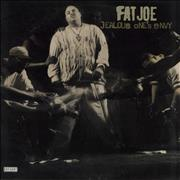 Fat Joe Jealous One's Envy USA vinyl LP