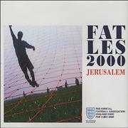 Click here for more info about 'Fat Les - Jerusalem'