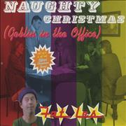 Click here for more info about 'Fat Les - Naughty Christmas - Goblin In The Office'
