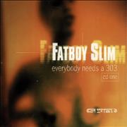 Click here for more info about 'Fatboy Slim - Everybody Needs A 303'