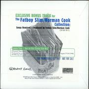 Click here for more info about 'Fatboy Slim - Lunatic Calm - Exclusive Bonus Track'