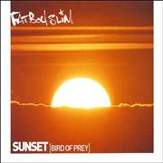 Click here for more info about 'Fatboy Slim - Sunset [Bird Of Prey]'