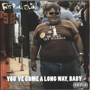 Click here for more info about 'Fatboy Slim - You've Come A Long Way, Baby - Blue & Red Vinyl'
