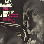 Click here for more info about 'Fats Navarro - Boppin' A Riff Vol. 1'