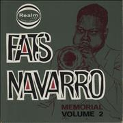 Click here for more info about 'Fats Navarro - Fats Navarro Memorial Volume Two'
