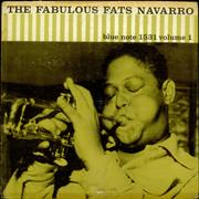Click here for more info about 'Fats Navarro - The Fabulous Fats Navarro Volumes 1 & 2 - Lexington - DG'