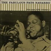 Click here for more info about 'Fats Navarro - The Fabulous Fats Navarro Volume 1 - Lexington Ave - DG'