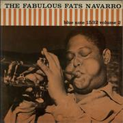 Click here for more info about 'Fats Navarro - The Fabulous Fats Navarro Volume 2 - Division Of Liberty'