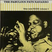 Click here for more info about 'Fats Navarro - The Fabulous Fats Navarro Volume 1'