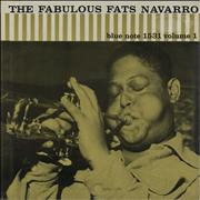 Click here for more info about 'Fats Navarro - The Fabulous Fats Navarro Volume 1 - Liberty'