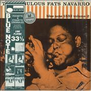 Click here for more info about 'The Fabulous Fats Navarro Volume 2 + obi/shrink'