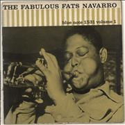 Click here for more info about 'Fats Navarro - The Fabulous Fats Navarro Volume 1 - Lexington Ave - DG'