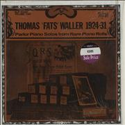 Click here for more info about 'Fats Waller - 1924-1931 Parlor Piano Solos From Rare Piano Rolls Vol. 2 - shrink'