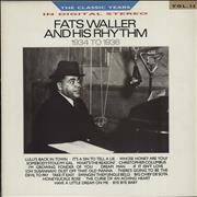 Click here for more info about 'Fats Waller - 1934 To 1936'