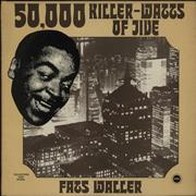 Click here for more info about 'Fats Waller - 50,000 Killer-Watts Of Jive'