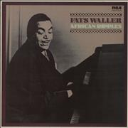 Click here for more info about 'Fats Waller - African Ripples'