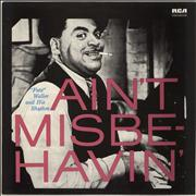 Click here for more info about 'Fats Waller - Ain't Misbehavin' - 3o'clock label'