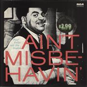 Click here for more info about 'Fats Waller - Ain't Misbehavin' - 9o'clock label'