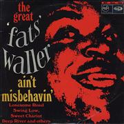 Click here for more info about 'Fats Waller - Ain't Misbehavin''