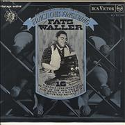 Click here for more info about 'Fats Waller - Fractious Fingering'