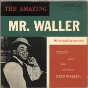 Click here for more info about 'Fats Waller - The Amazing Mr. Waller'