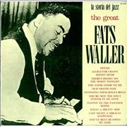 Click here for more info about 'Fats Waller - The Great Fats Waller'