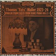 Click here for more info about 'Fats Waller - Thomas 'Fats' Waller 1923-24'