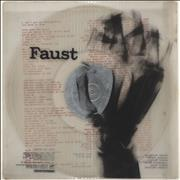 Click here for more info about 'Faust - Clear Vinyl'