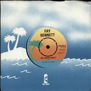 "Fay Bennett Big Cockey Wally UK 7"" vinyl"