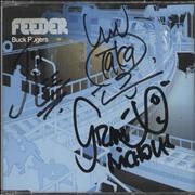 Click here for more info about 'Feeder - Buck Rogers - Autographed'